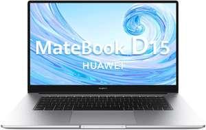Portátil Huawei MateBook D15 con i5-10210U por 499€