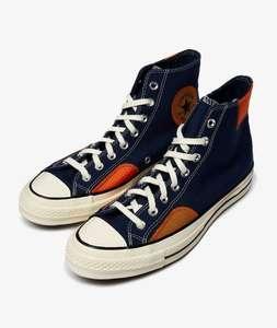 Zapatillas Converse Chuck 70 Hi tallas 42, 42.5 y 44. Se aplica automáticamente un 10% descuento este finde.