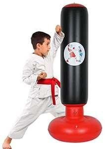 Bluelounge Saco de boxeo inflable para niños