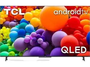 Televisión TCL QLED 43 pulgadas - Modelo 43C722