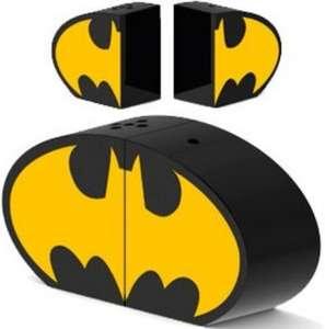 SALERO Y PIMENTERO BATMAN LOGO [Otro Modelo Descripción]