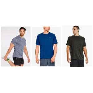 Recopilación camisetas Under Armour Tech - Últimas tallas