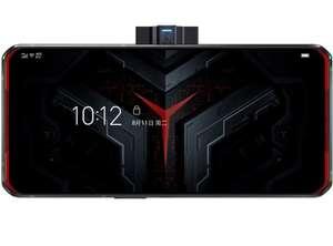 Lenovo Legion Phone Duel- Móvil Gaming 6.65'' FullHD, Snapdragon 865+ 5G, 12GB RAM, 256 GB UFS 3.1, Tarjeta gráfica Qualcomm Adreno 650
