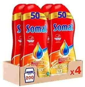 Somat Oro Detergente para Lavavajillas (compra recurrente y al tramitar)