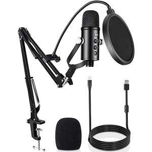 Micrófono profesional para PC