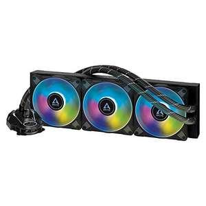 ARCTIC Liquid Freezer II 360 A-RGB - Disipador líquido All-in-One para CPU con A-RGB, compatible con Intel y AMD
