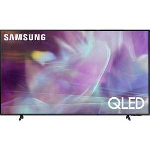 """TV LED 43"""" Samsung QE43Q60A - 4K UHD, QLED, Smart TV, HDR10+, AI"""