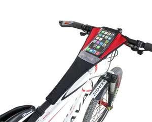 Protector de Sudor de Bicicleta con alojamiento para teléfono móvil