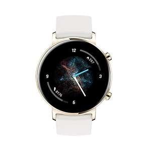 "HUAWEI Watch GT 2 - Smartwatch con Caja de 42 mm, hasta 1 Semana de Batería, Pantalla táctil AMOLED 1.2"" GPS"