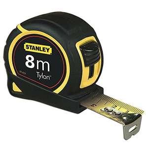 STANLEY Flexómetro Tylon 8m x 25mm