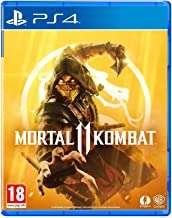 Mortal Kombat 11 - Standard Edition PS4