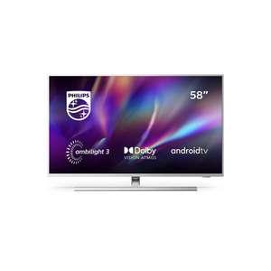 """Smart TV 58"""" Philips Ambilight 58PUS8505/12"""