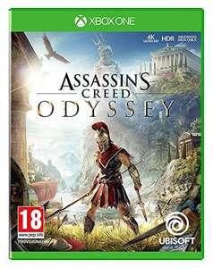 Assassins Creed Odyssey [XBOX 9€, PS4 19€], Valhalla 32€