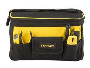 STANLEY Bolsa para Herramientas Profunda de Tapa Plana 14 Pulgadas (34cm)
