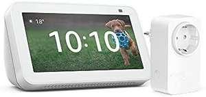 Nuevo Echo Show 5 (2.ª generación, modelo de 2021), Blanco + Amazon Smart Plug