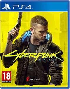 Cyberpunk 2077 Ed. Day One - PS4 (Amazon) REACONDICIONADO