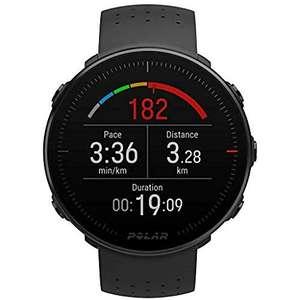 Polar Vantage M -Reloj con GPS y Frecuencia Cardíaca en 2 tallas.