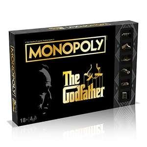 El Padrino: Monopoly - Juego de Mesa