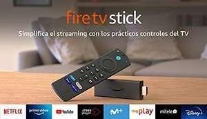 Fire TV Stick 2021 por solo 24,9€
