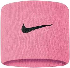 Muñequera Nike Rosa