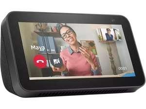 Amazon Echo Show 5 (2ª gen, mod. 2021) + bombilla inteligente TP Link Tapo Wifi con luz regulable y control por voz