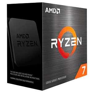 AMD RYZEN 7 5800X 4.7GHZ AM4 - MICROPROCESADOR