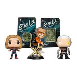Stan Lee Limited Edition Collector Figuras Coleccionismo Marvel