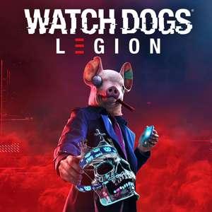 Fin De Semana Gratuito De Watch Dogs Legion (3 al 6 de septiembre)(PS4/PS5,PC,Stadia)