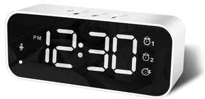Reloj LCD despertador solo 5.9€