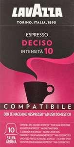 100 cápsulas Lavazza compatibles Nespresso (compra recurrente)