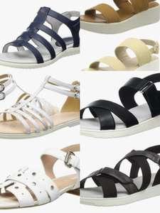 Sandalias para mujer Geox, por menos de 26€. Varios modelos y tallas.