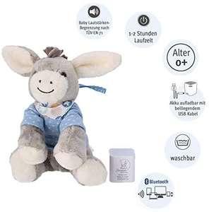 Caja de música digital, incl. altavoz Bluetooth y cable USB Para bebés