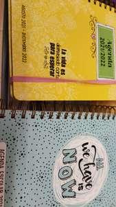 Agenda escolar Lidl