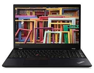"""Lenovo ThinkPad T15 Gen 1 - Portátil 15"""" FullHD (Intel Core i5-10210U, 8GB RAM, 256GB SSD, Intel UHD Graphics, Windows 10 Pro)"""