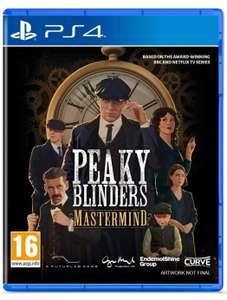 Peaky Blinders Mastermind (PS4/Xbox One)