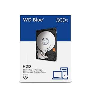 Disco duro interno WD Blue 500GB