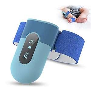 Oxímetro bebés, monitor de oxígeno para niños