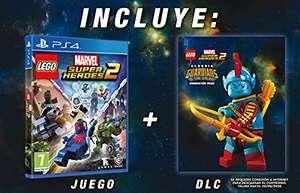 Lego Marvel Super Heroes 2 - Edición Exclusiva Amazon - PS 4
