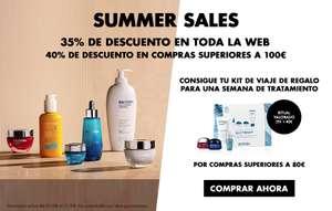 SOLO HOY -35% en toda la web y regalo valor +40€