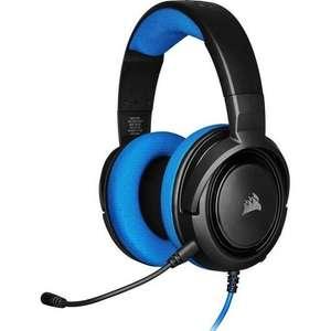 Corsair HS35 Blue Auriculares Gaming Multiplataforma