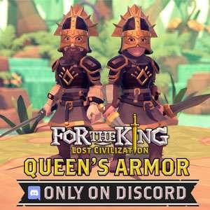 GRATIS :: Regalo para For the King (Epic Games, Steam, Consolas) #Discord