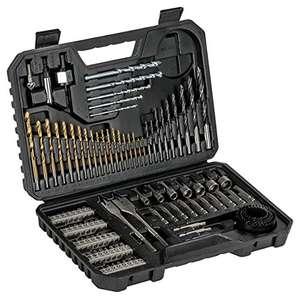 Bosch Set de brocas y puntas de atornillar 103 unidades Titanium