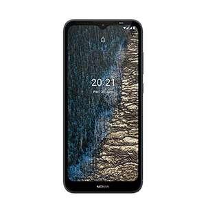 Nokia C20 - Smartphone de 6.52 Pulgadas (WiFi 802.11 b/g/n/AC, BT 4.2, GPS/AGPS, SC9863A Octa Core 1.6GHz, ROM: 32 GB e MMC 5.1, 2GB DDR3 .
