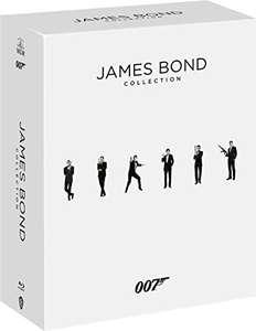 The James Bond collection 24 películas - Blu-ray