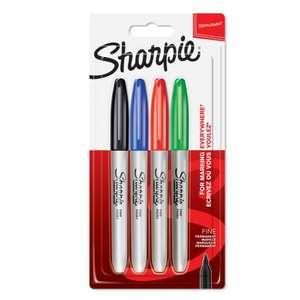 Set de marcadores permanentes Sharpie (LIDL tienda física)