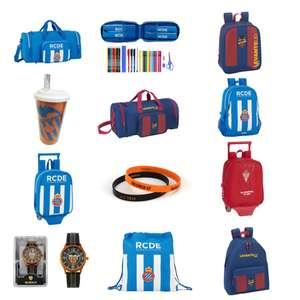 Rcde - Sporting - Levante Ud - Valencia Cf - Productos deportivos