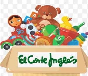 Descuentos en Juguetes Y + en El Corte Inglés!