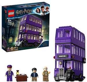 Lego Harry Potter - Autobús Noctámbulo y más