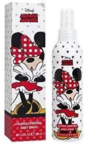 DISNEY Minnie Body Spray 200 ml, compra mínima de 2 unidades.