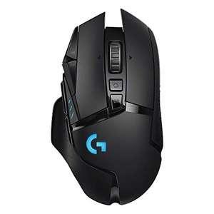 Raton Gaming Inalambrico Logitech G502 Lightspeed 25600 DPI por sólo 69€